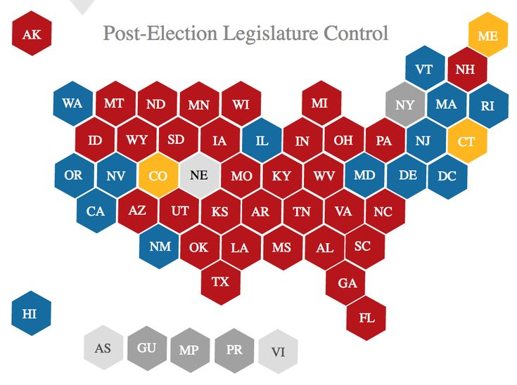 Trump helps Republicans strengthen power in Southern state legislatures | Facing South
