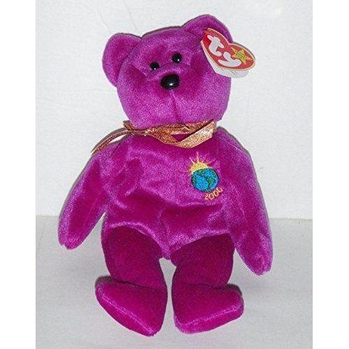 ff246c4be94 Amazon.com  Ty Beanie Babies Treator - Bear  Toys   Games