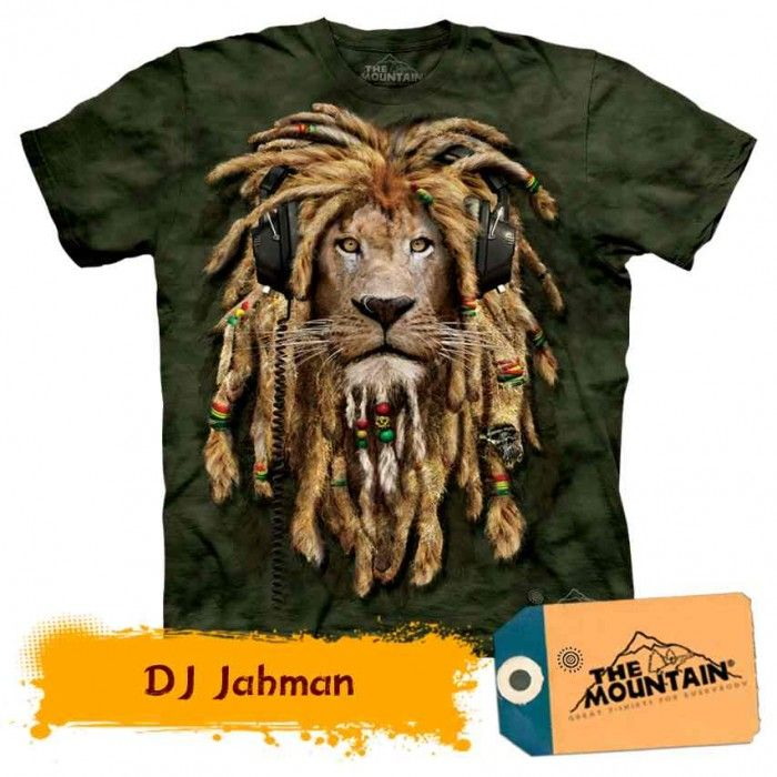 Tricouri The Mountain – Tricou DJ Jahman
