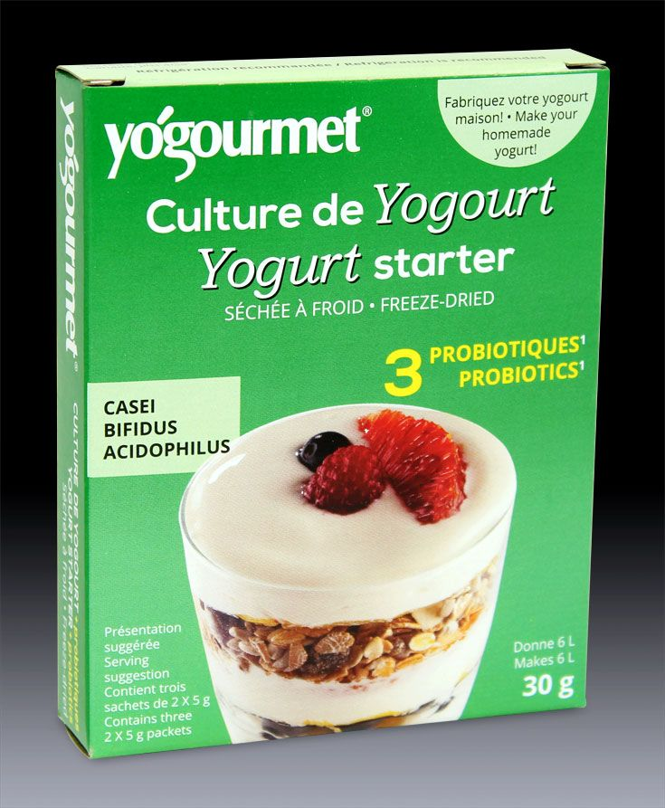 Yogurt starter canada