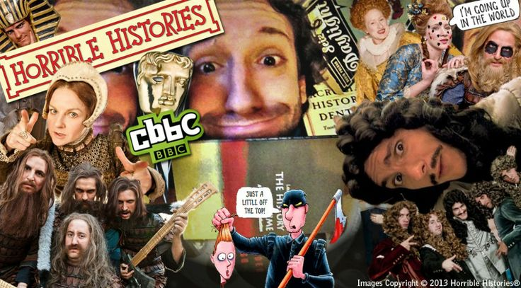 Gruesome tidbits about history's most famous characters on Serious Question Time With Greg Jenner
