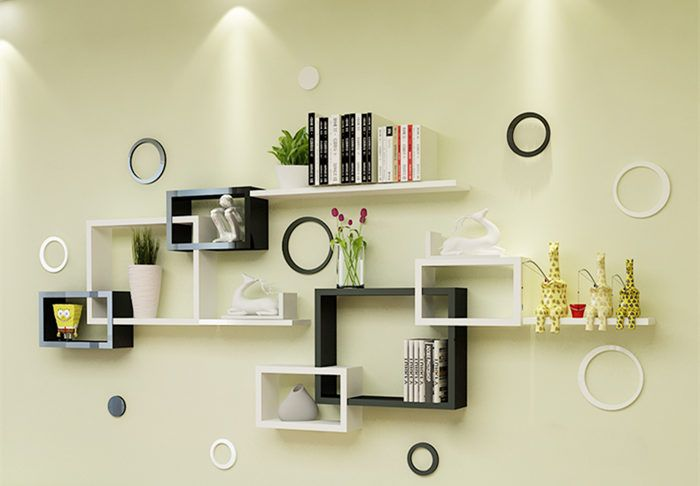Pin On Wall Shelf Floating Shelves Collection
