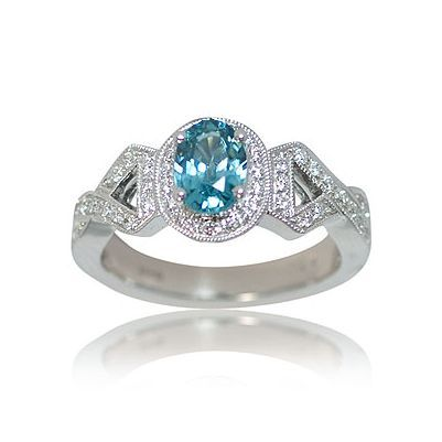 I'm pinning one more amazing colored gemstone ring - Parris Jewelers #gemstonering