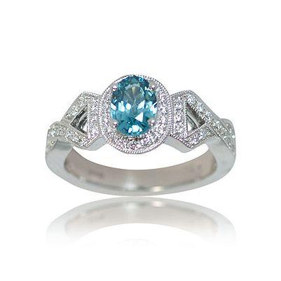 I'm pinning one more amazing colored gemstone ring - Parris Jewelers #gemstonering