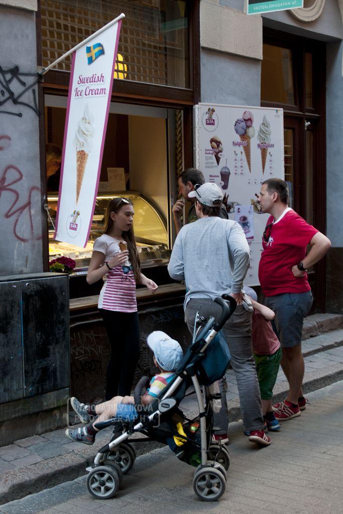 #Stockholm, #icecream
