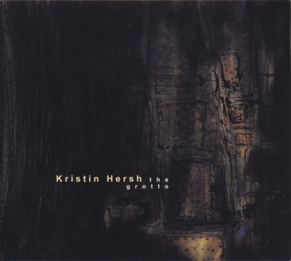Shinro Ohtake 大竹伸朗 2003 Kristin Hersh - The Grotto [4AD CAD2302CD] #albumcover
