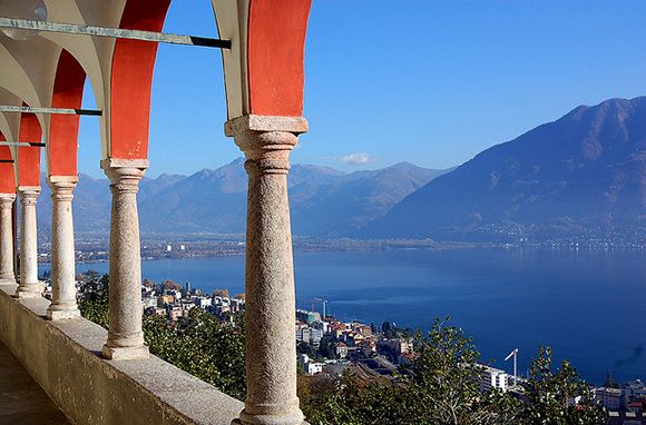 The stunning Lake Maggiore and the  many off-the-beaten track sites and attractions around it