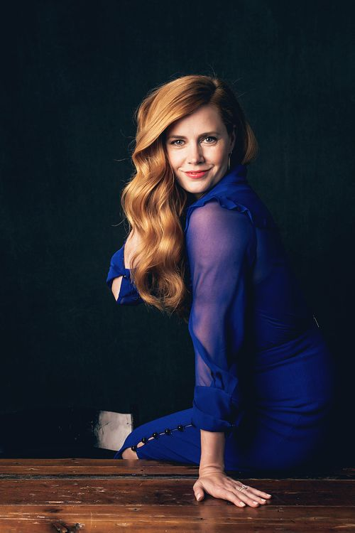 Amy Adams poses for the Variety and Shutterstock Portrait Studio at the Toronto International Film Festival in Canada on September 11, 2016.