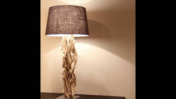 Houten lampen , decoratietakken lampen
