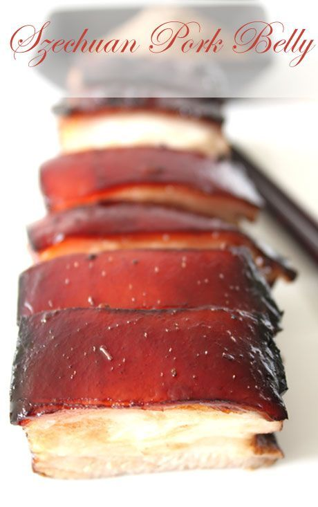 Pork Belly with Szechuan salt and pepper and a Scanpan Roasting Pan road test