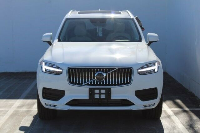 Used 2020 Volvo Xc90 Momentum 2020 Volvo Xc90 Momentum 10 Miles Ice White Sport Utility Turbo Supercharger Pre 2020 In 2020 Volvo Xc90 Volvo Supercharger