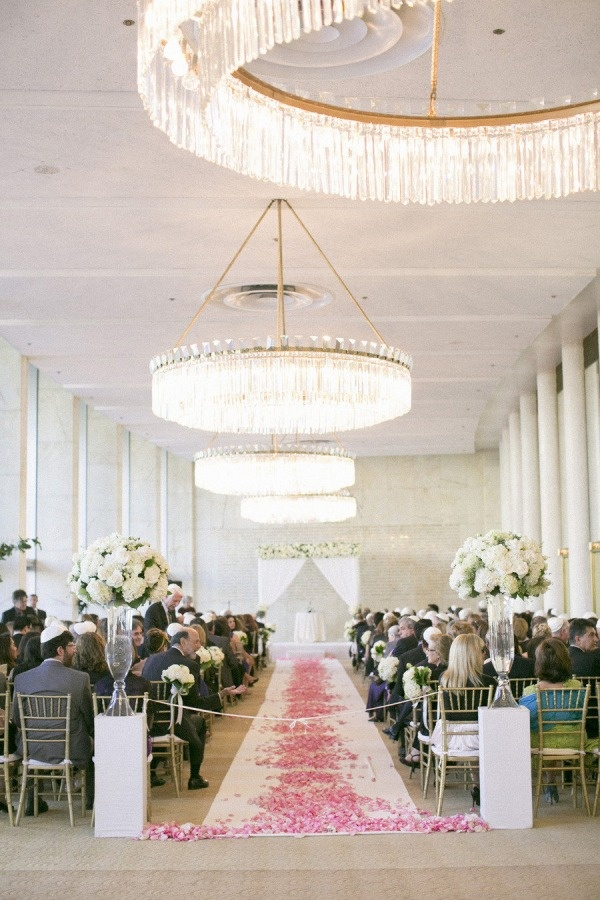 Wedding Venue: The Dorothy Chandlier Pavilion of The Music Center in Los Angeles, California