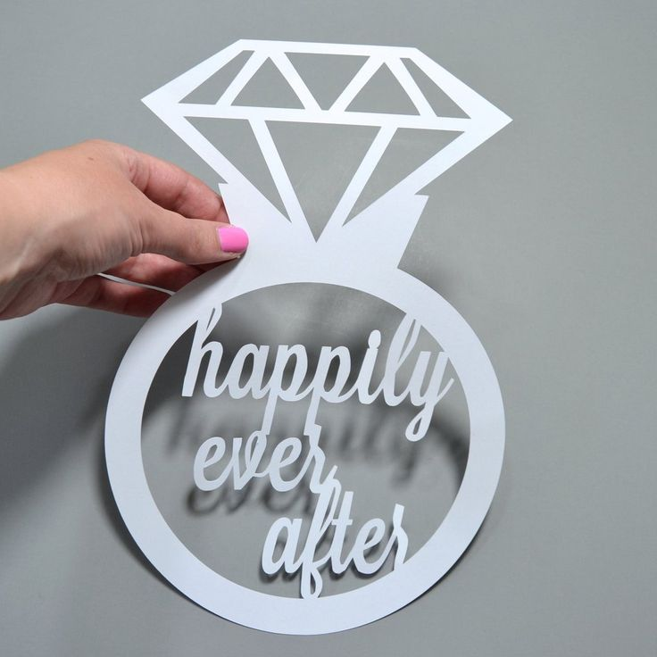 Happily Ever After bridal shower decor