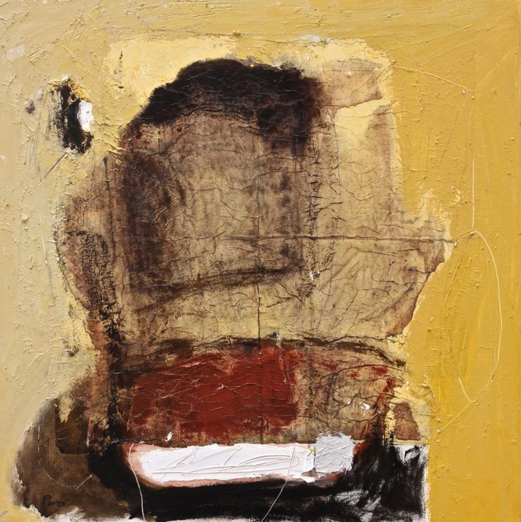 Terre - 2014 - olio su tela - cm 50 x 50