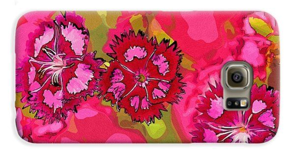 Art Prints Of Flowers Samsung Galaxy Case #flowers #art #poster #gifts