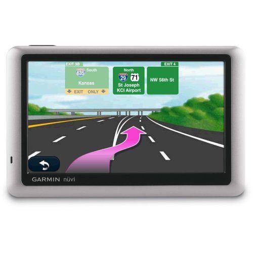 Buy Cheap Garmin nüvi 1450LMT 5-Inch Portable GPS Navigator with Lifetime Map & Traffic Updates