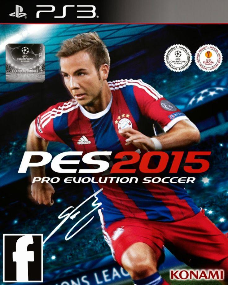 Pro Evolution Soccer [PES] 2015 PS3   Full ISO Games