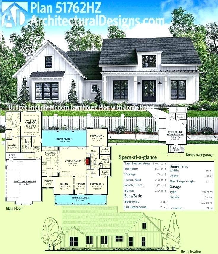 Pin By Lea Knight On Farmhouse Modern Farmhouse Floorplan Modern Farmhouse Plans Farmhouse Plans
