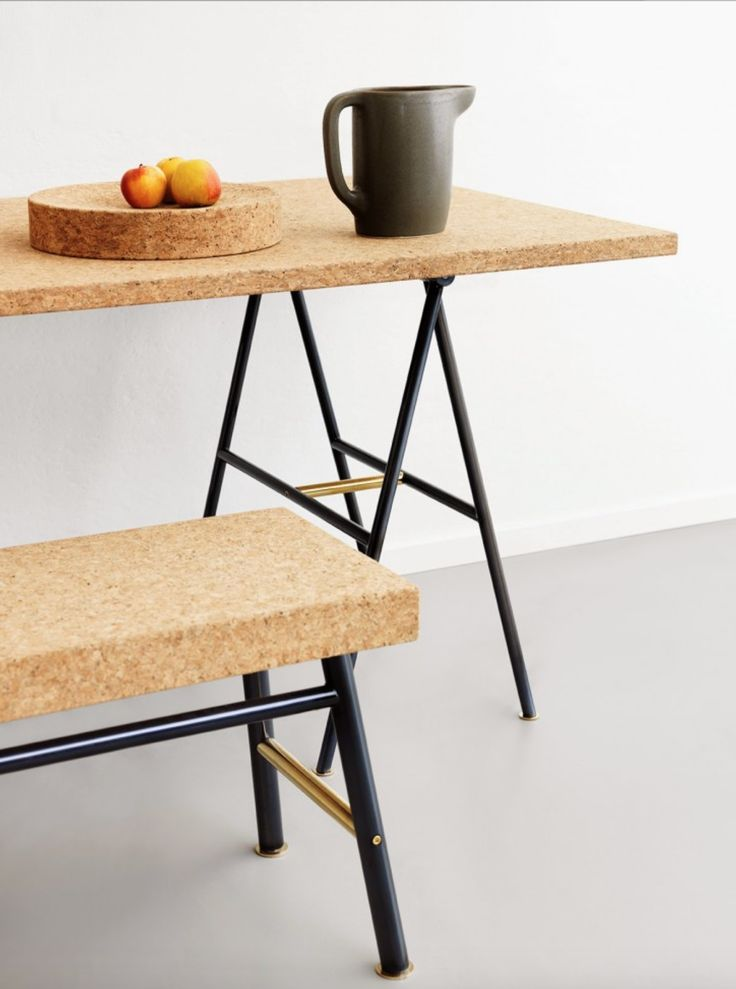 "A new line of of furniture by Studioilse for Ikea includes items made with cork, ceramics, glass, seagrass, and bamboo—""tactile materials that appeal to us because they feel as good as they look"" Available in Ikea stores worldwide this August. I'm going to buy some of these! Via http://www.remodelista.com/posts/currently-coveting-ilse-crawfords-sinnerlig-collection-for-ikea"