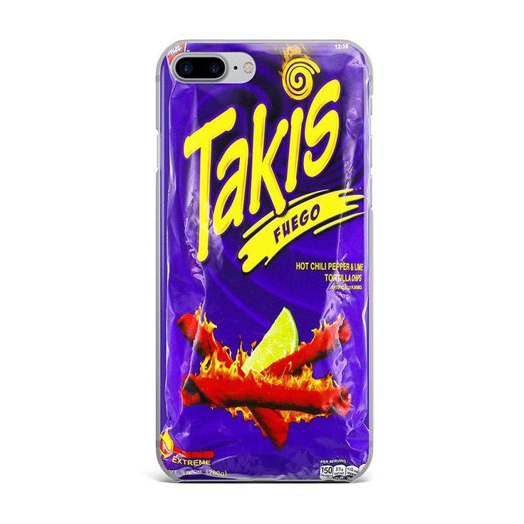 TAKIS PURPLE CUSTOM IPHONE CASE – Fresh Elites