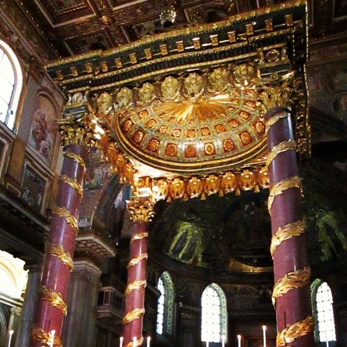 Saint peters basilica.