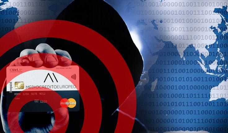 Carta di credito: come evitare che venga hackerata. La frode sulla carta di credito è diventato un fenomeno di massa. Suggerimenti utili su come difendersi .