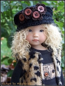 """Trendy Togs by M E G Designs for Dianna Effner 13"""" Little Darling"""