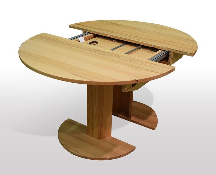 die besten 17 ideen zu esstisch rund ausziehbar auf pinterest ausziehbarer gartentisch. Black Bedroom Furniture Sets. Home Design Ideas