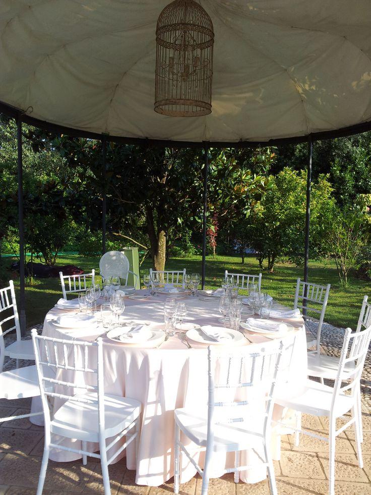 #gazebo. WeddingDay