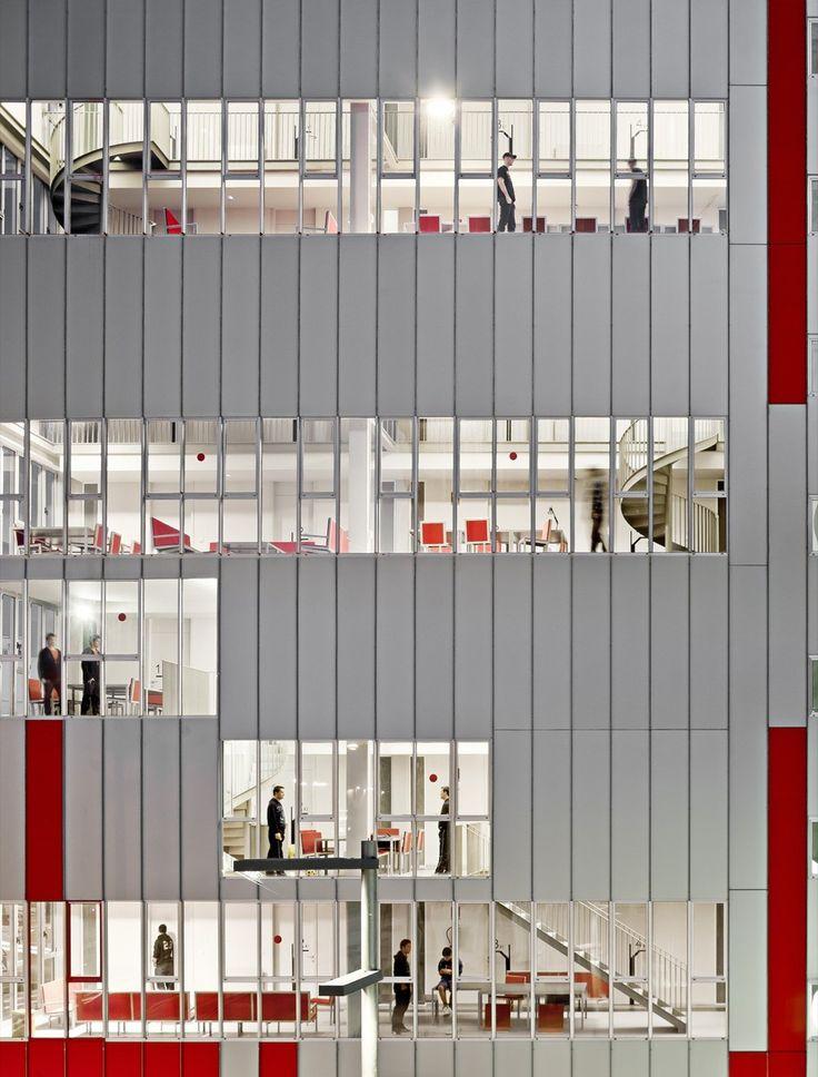 Gallery - University Housing, Gandía / Guallart Architects - 3