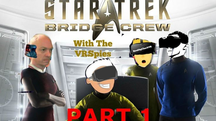 #VR #VRGames #Drone #Gaming Star Trek Bridge Crew VR Part 1 - UKRifter & VRGamingEvolved LIVE Game Play 1080, 1080ti, 980ti, AS, cv1, cv2, gameplay, games, gaming, hellov, HTC, htc vive, htcvive, live virtual reality, LIVE VR, mixed reality, MR, Oculus, oculus rift, Oculus Rift (gaming platform), oculusvr, Playstation, Playstation VR, PS4, PSVR, Reaction, realidad virtual, realidade virtual, Réalité virtuelle, rift, Star Trek Bridge Crew, Star Trek VR, UK, ukrifter, virtua