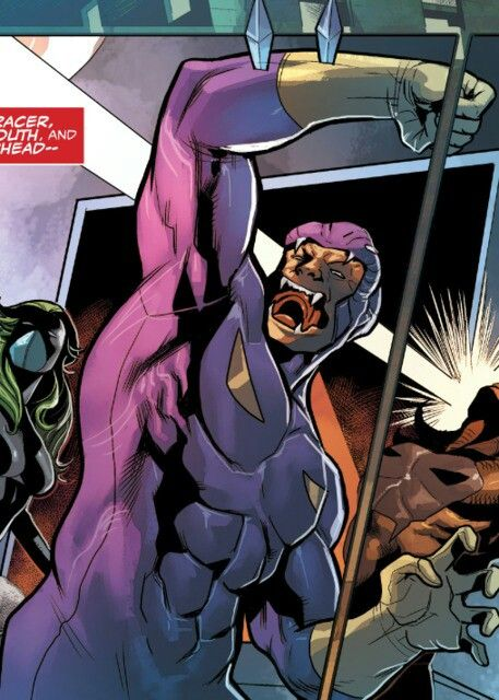 Cottonmouth (Serpent Society) (Earth-616)