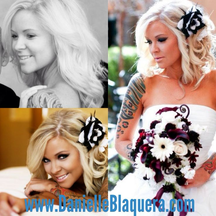 Before and after makeup bridal hair and makeup