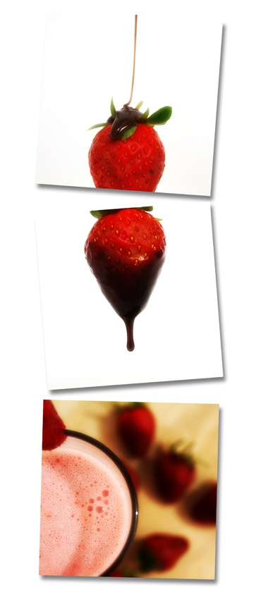A Story of Strawberries