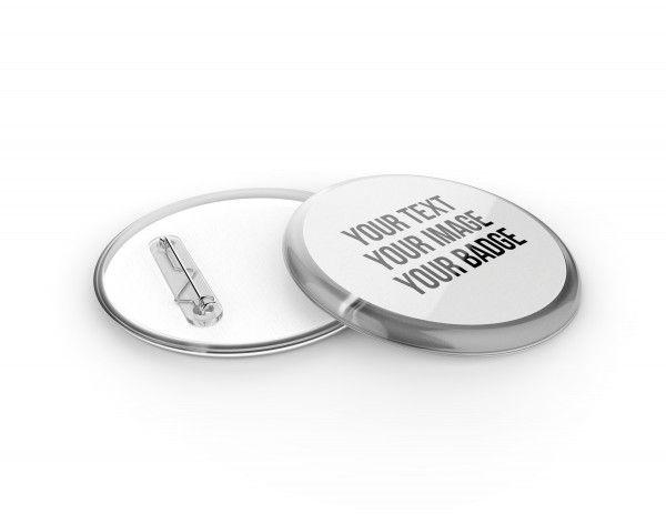 Buttons selber machen ohne Buttonmaschine | Ø 56mm
