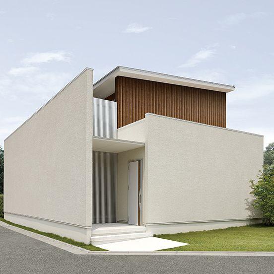 LIXIL | 玄関まわり | アヴァントスIS | 施工イメージ 施工例7