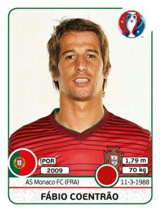 Fábio Coetrão - Portugal - EURO 2016