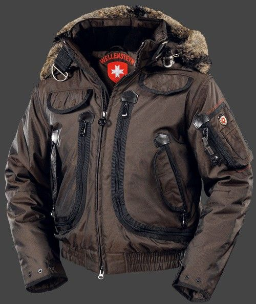 Wellensteyn herrenjacke patrol