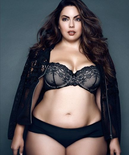 17 Plus-Size Models in Lingerie Who Are Bringing Sexy Back ...