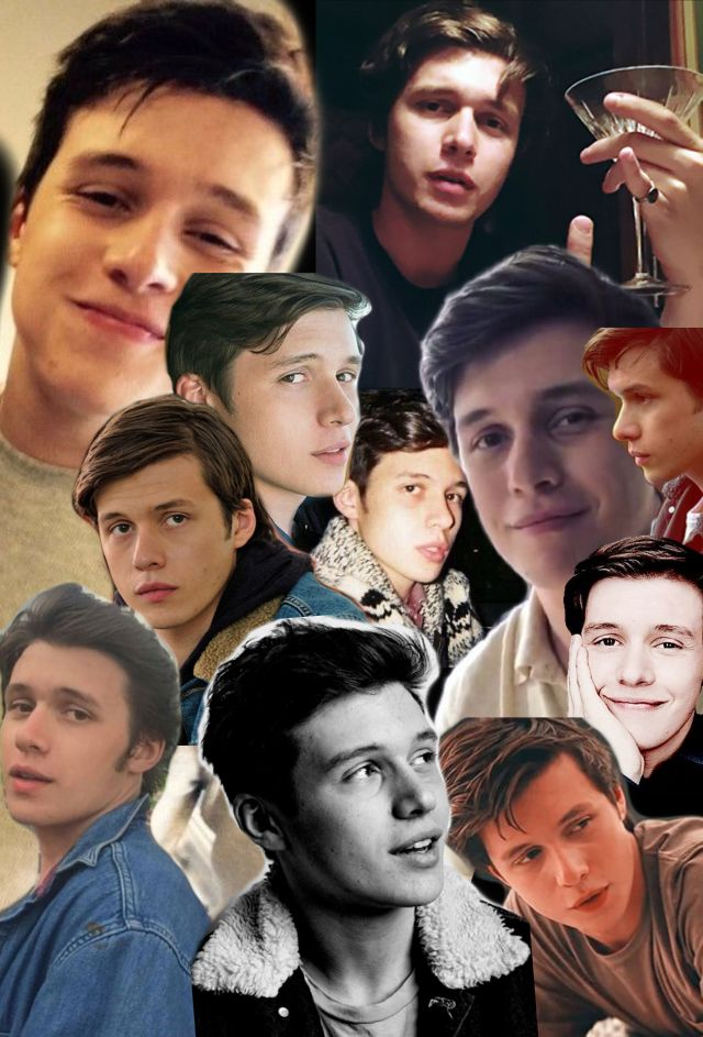 Nick Robinson Wallpaper En 2019 Nick Robinson Chicos
