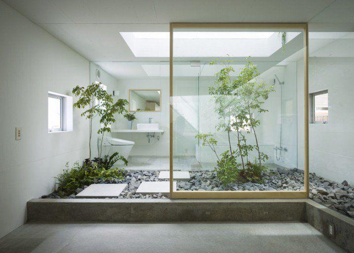 17 meilleures images propos de salle de bain sur pinterest stockage de livre nature et design Salle de bains les idees qu on adore