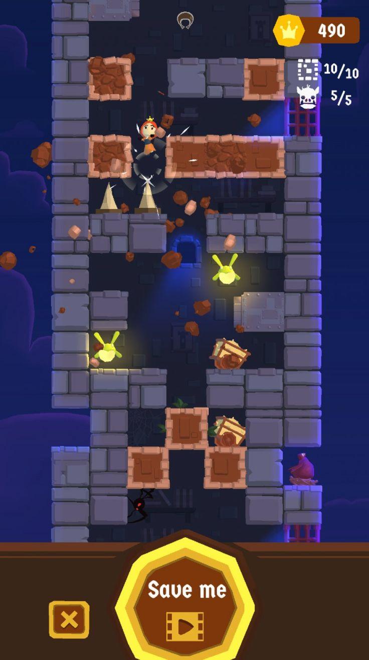 Resultado de imagen de once upon a tower game
