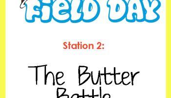 Dr. Seuss Field Day- Station 2