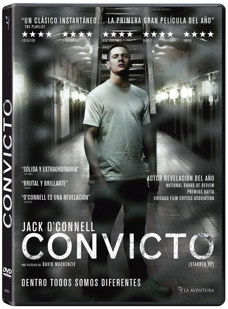 Caratulas de CD y DVD: Convicto [DVD]Ben Mendelsohn (Actor, Lead partner), & 2 Most Rated: Not recommended for children under 16 years Format: DVD Price: 9.61 EURO Final product price