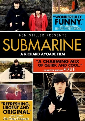 Submarine (2011) In this captivating coming-of-age story with an offbeat edge, 15-year-old Oliver Tate has two big ambitions: to save his parents' marriage via carefully plotted intervention and to lose his virginity before his next birthday.