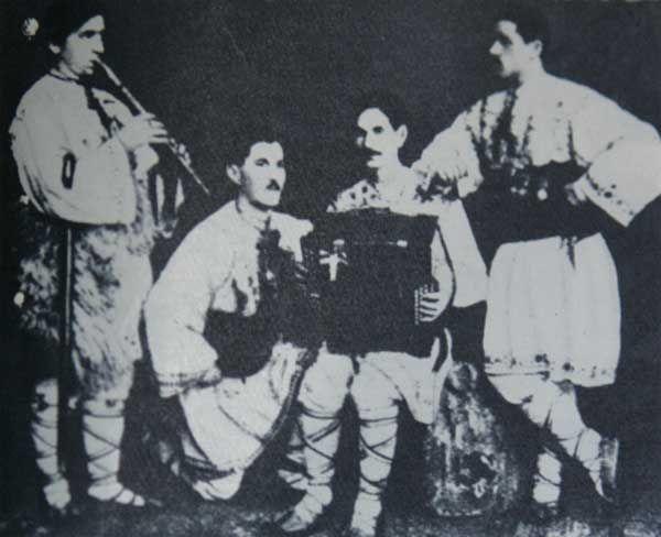 Dumitru Dan, Paul Pîrvu, Gheoghe Negreanu și Alexandru Pascu