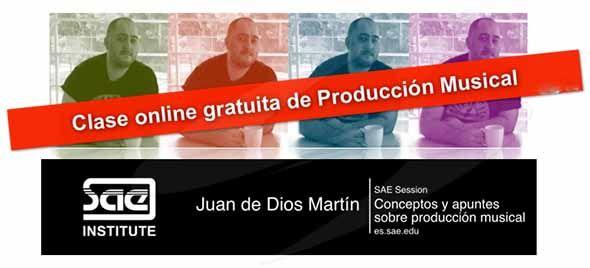 Producción Musical Online Gratis
