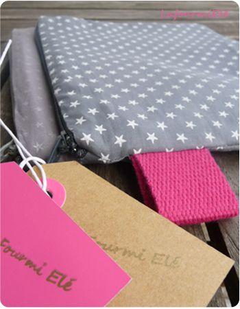 pochettes-zippées-#étoiles #couture #diy