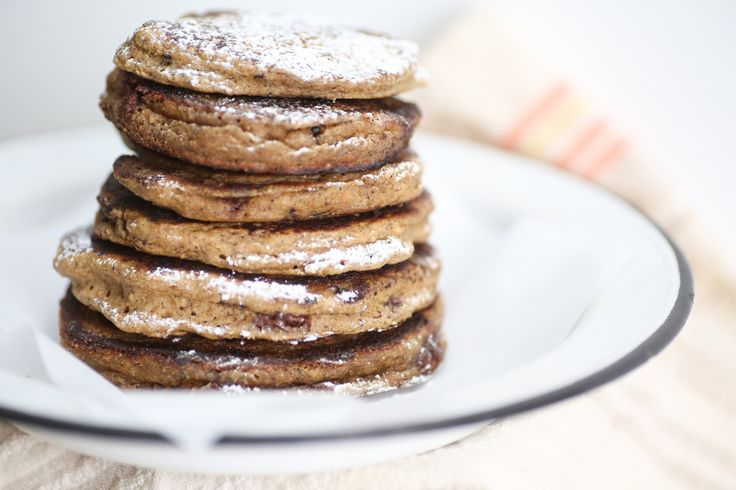 Sweet Potato Pancakes - to get my recipes delivered directly to your inbox, sign up for my free newsletter at www.inspiredbodies.com