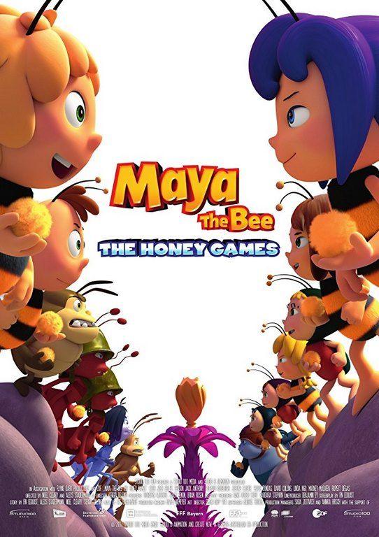 maya the bee full movie online